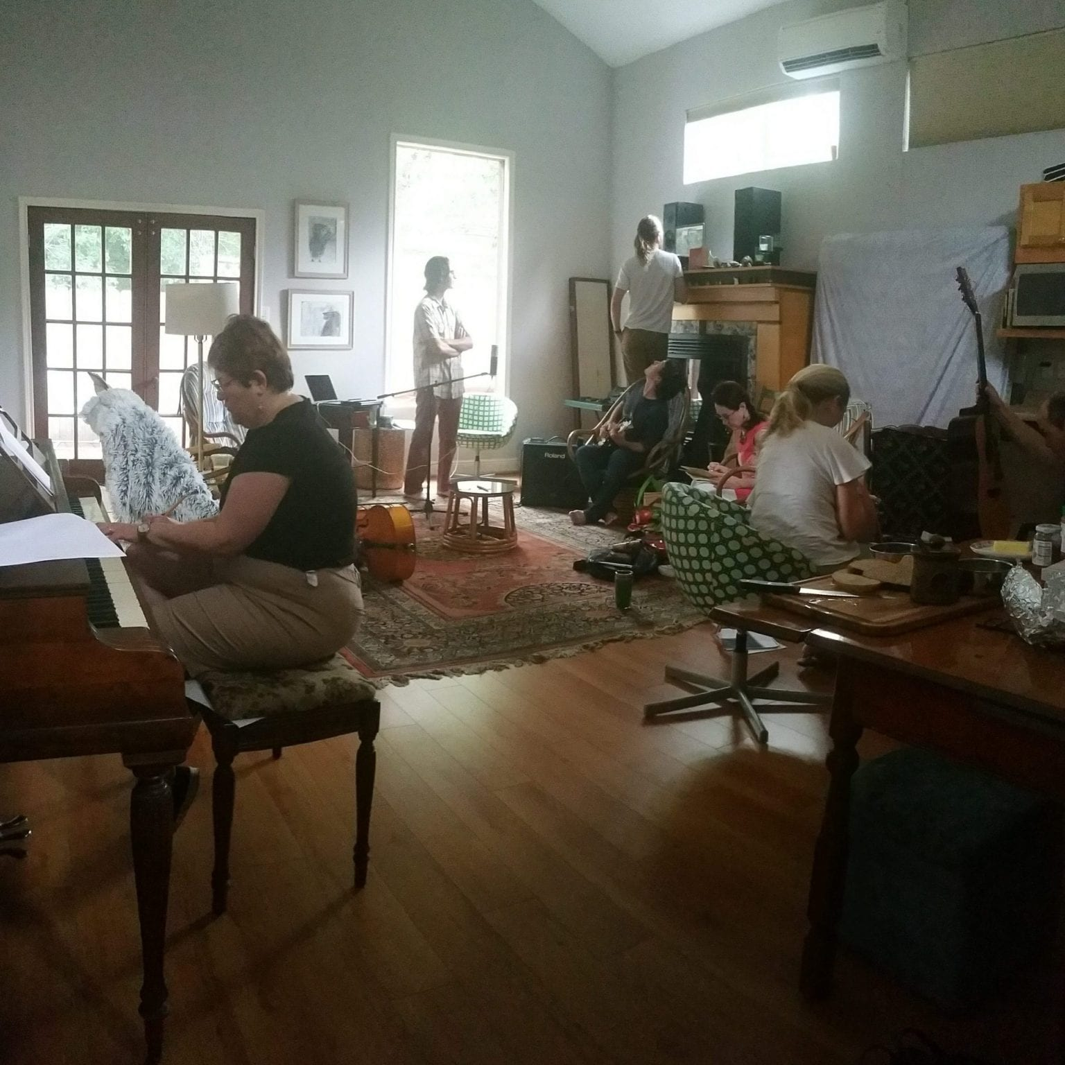 Grackle and Grackle Writing Workshops in Houston Heights Songwriting