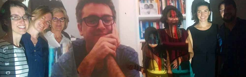 Books In Translation Book Club Meeting with Daniel Hahn